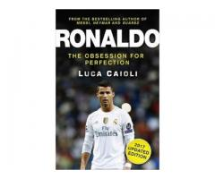 Book Mark : RONALDO: UPDATED ED by Caioli Luca