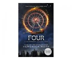 Book Mark ---- FOUR : A DIVERGENT COLLECTION by Veronica Roth
