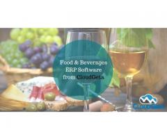 Food & Beverages Manufacturing Software | Cloudgeta