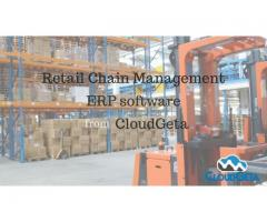 Retail Chain Planning Software | Cloudgeta Retail Chain Management ERP Software