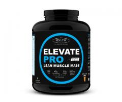 Sinew Nutrition EMG Lean Muscle Mass Pro Butterscotch (2kg) In India