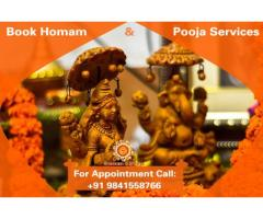 Homam and Pooja Services in Chennai – Shastrigal.net