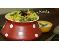 Sweet'N'Spicy Kitchen ---- Veg Butter Pulaav