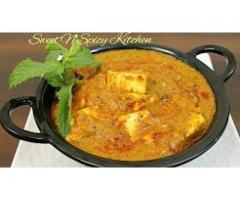 Sweet'N'Spicy Kitchen ---- Paneer Kolhapuri