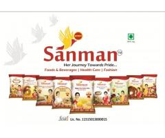 Sanman - Range of Packaged Atta, Flours, Nutraceutical Products