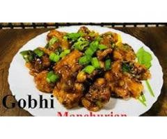 Meenu's Cookbook --- Gobhi Manchurian !! Easy and Crispy recipe !! Party Time Snacks