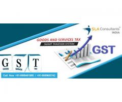 Joining Best GST Training Course at SLA Consultants India