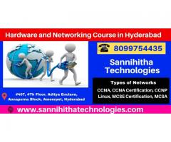 Hardware and Networking Course in Hyderabad - Networking Training Institue in Hyderabad