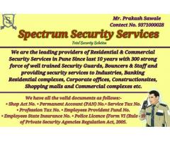 Spectrum Security Services