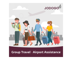 Airport Assistance Services - Meet and greet services