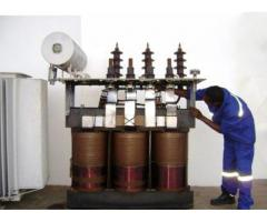 Transformer Manufacturer Company with Overhauling Services