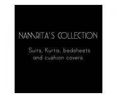 Namrita Dress Materials