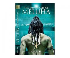 Book Mark ---- IMMORTALS OF MELUHA by Amish