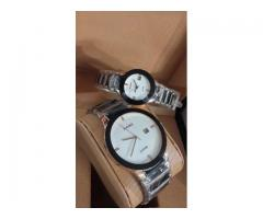 Classy charm ---- Couple watches