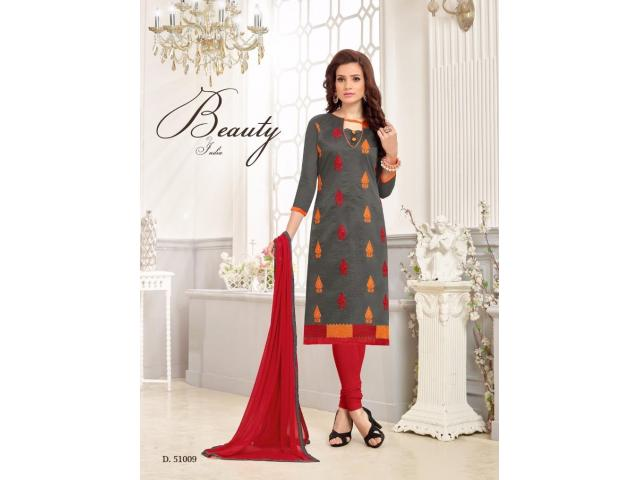 Evergreen dress cotton