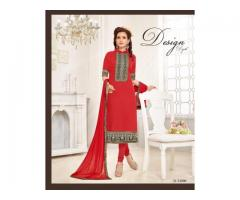 Evergreen dress cottton