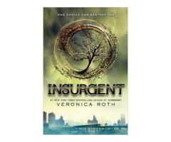 Book Mark --- INSURGENT by Veronica Roth