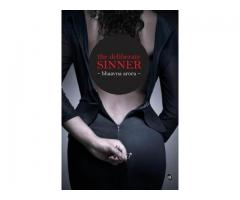 Book Mark --- THE DELIBERATE SINNER by Bhaavna Arora