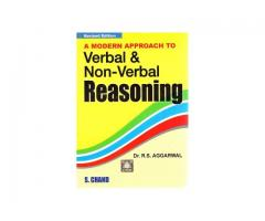 Book Mark ---- AGGARWAL : VERBAL & NON-VERBAL REASONING