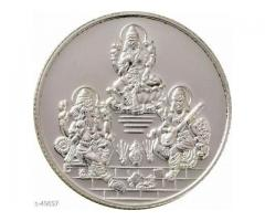 Silver Coins By Classy Charm