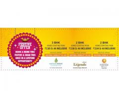 Diwali Offer on Flats in Mumbai - Save upto 30 Lacs