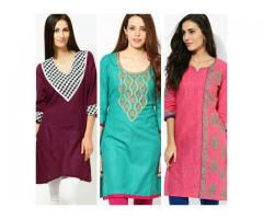 Kurtis for all seasons --- Classy charms