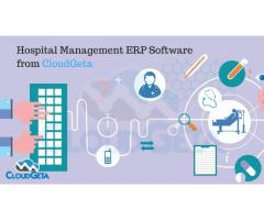 Hospital Management ERP Software | Get free Demo & Consultancy | Cloudgeta