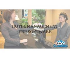 Hotel Management ERP Software | Cloudgeta