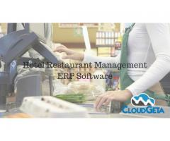 Hotel Restaurant Management Software | Cloudgeta