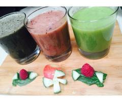 Smoothie Detox diet drinks
