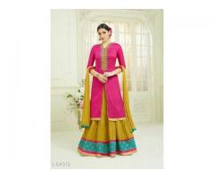 Nargis Designer Dress