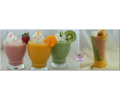 Food Connection ---- Smoothie | Fresh Fruit Smoothies | Easy Way Of Making Smoothies