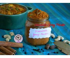 Food Connection --  Pre Mix | Gravy Powder | Instant Curry Powder | Ready To Eat Multipurpose Curry