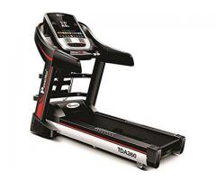 Buy Powermax Fitness TDA-260 Motorized Multifunction Treadmill Online at Healthgenie