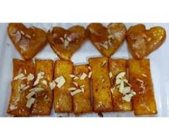 Rekha Kitchen --- Tosha Recipe Different Sweet Dish.