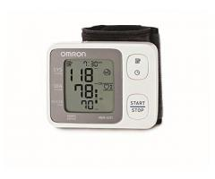 Compare & Buy Omron Wrist BP Monitor HEM-6131-IN Online at Healthgenie