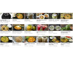 Sweet'N'Spicy Kitchen ---- Youtube Channel