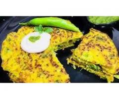 Meenu's Cookbook --- Oats Chilla - Healthy & easy recipes
