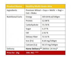 Sanman- Healthy Multi-Grain Atta