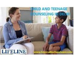 Child and Teenage Counselling in Delhi