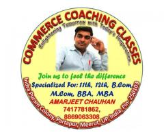 Commerce Coaching Classes