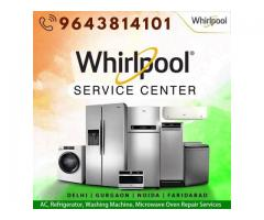 Whirlpool Service Center in Gurgaon | Whirlpool Refrigerator + Washing Machine + Microwave Repair Se