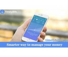 Best Personal Finance Apps For Android Phone | Timelybills.app