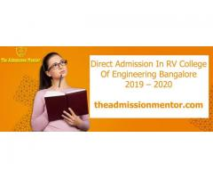 Direct Admission in RV College Of Engineering Bangalore 2019