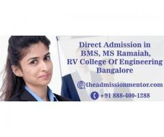 Direct Admission in BMS, MS Ramaiah, RV College Of Engineering Bangalore | TheAdmissionMentor