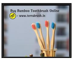 Buy Eco friendly Toothbrush Online | Wooden Toothbrush – Terrabrush.in