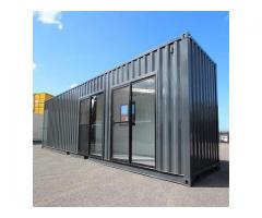 Portable Office Containers Manufacturer in India