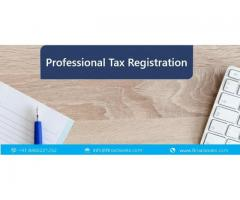 Call Now – 8800221252 for Professional Tax (PT) Registration