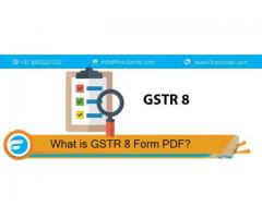 What is GSTR 8 Format? GSTR 8 Form Download