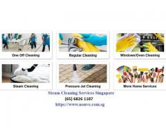 Steam Cleaning Services Singapore